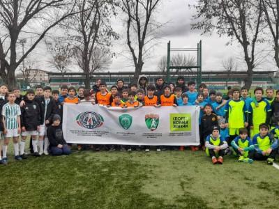 В Грозном состоялся турнир по футболу приуроченный ко дню Конституции Чеченской Республики