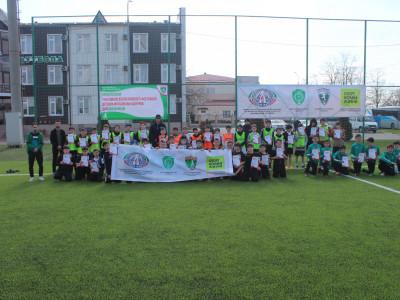 Республиканская спортивная школа приняла участие в первом этапе Всероссийского фестиваля детских футбольных центров.