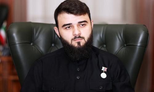 Министр Чеченской Республике по физической культуре, спорту и молодежной политике
