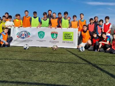 6 апреля г. Грозного состоялся турнир посвящённым международному «Дню спорта благо мира и развития»