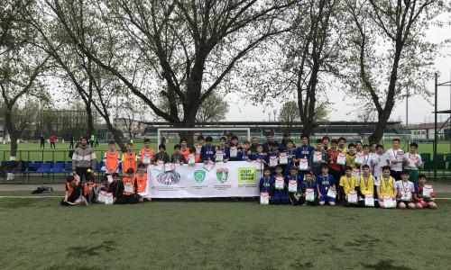 11 апреля в г. Грозном состоялся турнир по футболу посвящённым ко «Дню Мира»